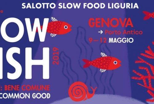 Il Salotto di Slow Food Liguria a Slow Fish 2019