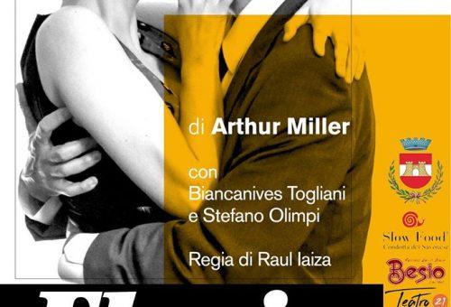 """Elegia per una Signora"" Teatro Slow a Quiliano Villa Maria"