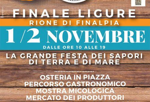 TerraMare a Finale Ligure 1-2 Novembre