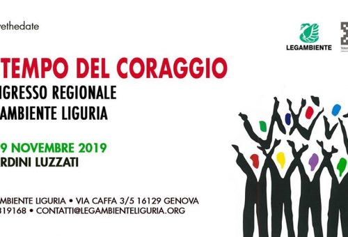Congresso Regionale Legambiente Liguria