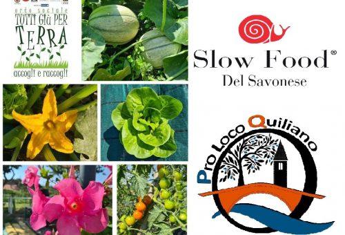 Terra Madre 2020-2021-Parco di S. Pietro in Carpignano Quiliano : Guarda che Orto !