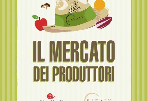Eataly Genova – 6 e 7 Marzo  Il Mercato dei produttori con Slow Food – un'esperienza da ripetere