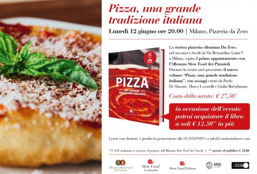 Alleanza Slow Food dei Pizzaioli 12 giugno, Milano