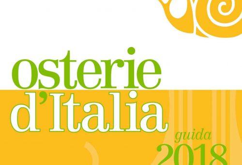 Osterie d'Italia 2018, a Brescia