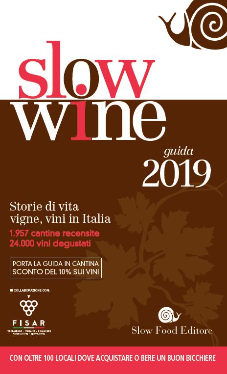 Riconoscimenti slow wine 2019 Abruzzo Molise