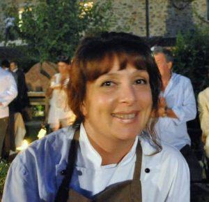 Raffaella Cecchelli del ristorante Brilli parlanti