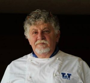 Renzo Galeazzo del ristorante Antica Trattoria del grottaione
