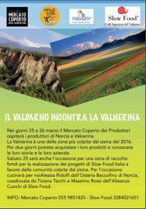 Locandina Valdarno Valnerina