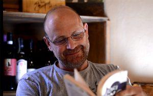 Fabio Pracchia, redattore della guida slow wine