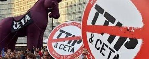 Congelare la ratifica del CETA, aprire spazi di dibattito e confronto sui territori