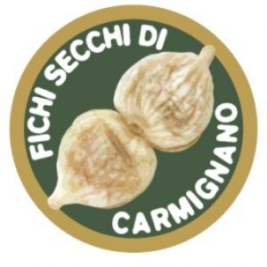 Logo dell'associazione fico secco di Carmignano