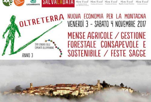 Tutto è pronto a Bibbiena per Oltreterra 2017