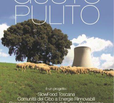 "Slow Food Toscana e CoSviG insieme per ""Gusto Pulito"""