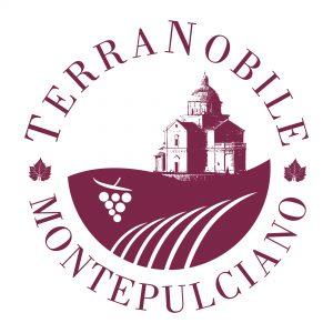 logo associazine TerraNobile di Montepulciano