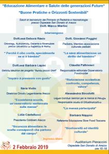 Arezzo osservatorio mense scolastiche