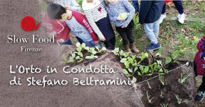 Slow Food Firenze - orto di stefano