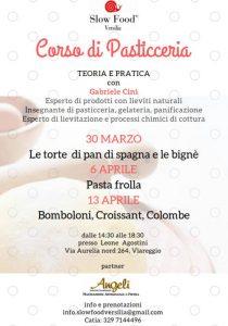 Slow Food Versilia - pasticceria