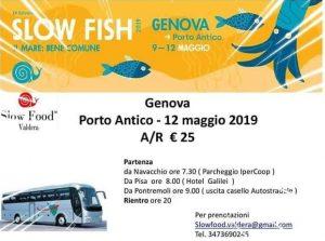 slow food valderea - bus per slow fish