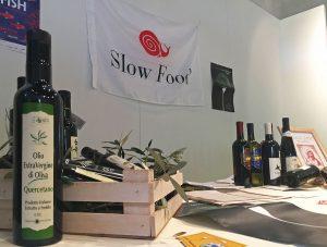 slow food veresilia - olio quercetano all'accademia dei georgofili