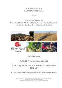 slow food orbetello - il mangiastorie farm festival