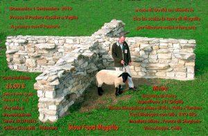 slow food Mugello - pastore