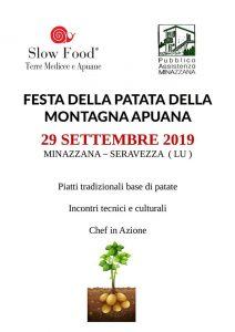 slow food terre medicee - festa della patata
