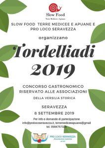 slow food terre medicee apuane - tordelliadi