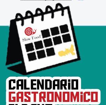 il Calendario Gastronomico Elbano