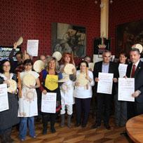 Slow Food Emilia-Romagna contro l'Igp per la piadina