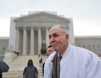 Monsanto e un agricoltore dell'Indiana alla Corte Suprema