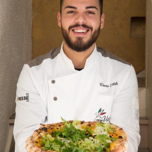 Ciccio Vitiello, pizzaiolo di prima generazione