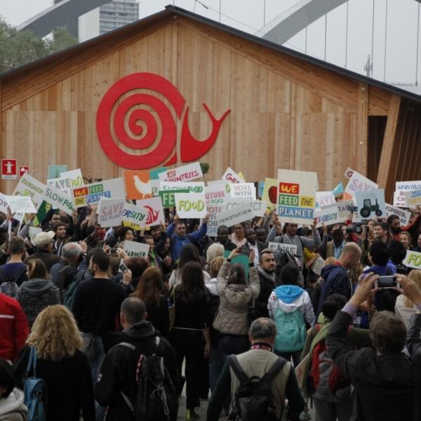 Petrini: a Milano le Nazioni Unite dei Giovani Contadini