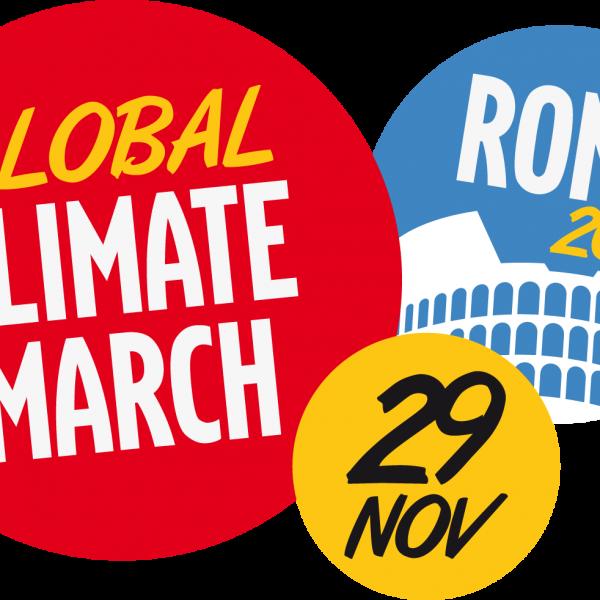 Domenica a Roma la Marcia per il clima