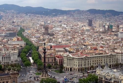 Barcellona al Mercato della Terra