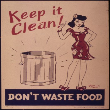 Facciamola finita con lo spreco alimentare!