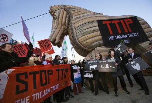 Ttip: accesso ai contenuti dei negoziati per i parlamentari italiani