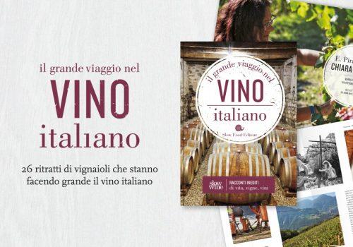 Il grande viaggio nel vino italiano: finalmente è tra noi!