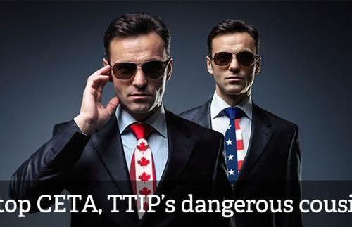 Non solo Ttip. La Commissione Ue spinge per approvare il trattato gemello con il Canada