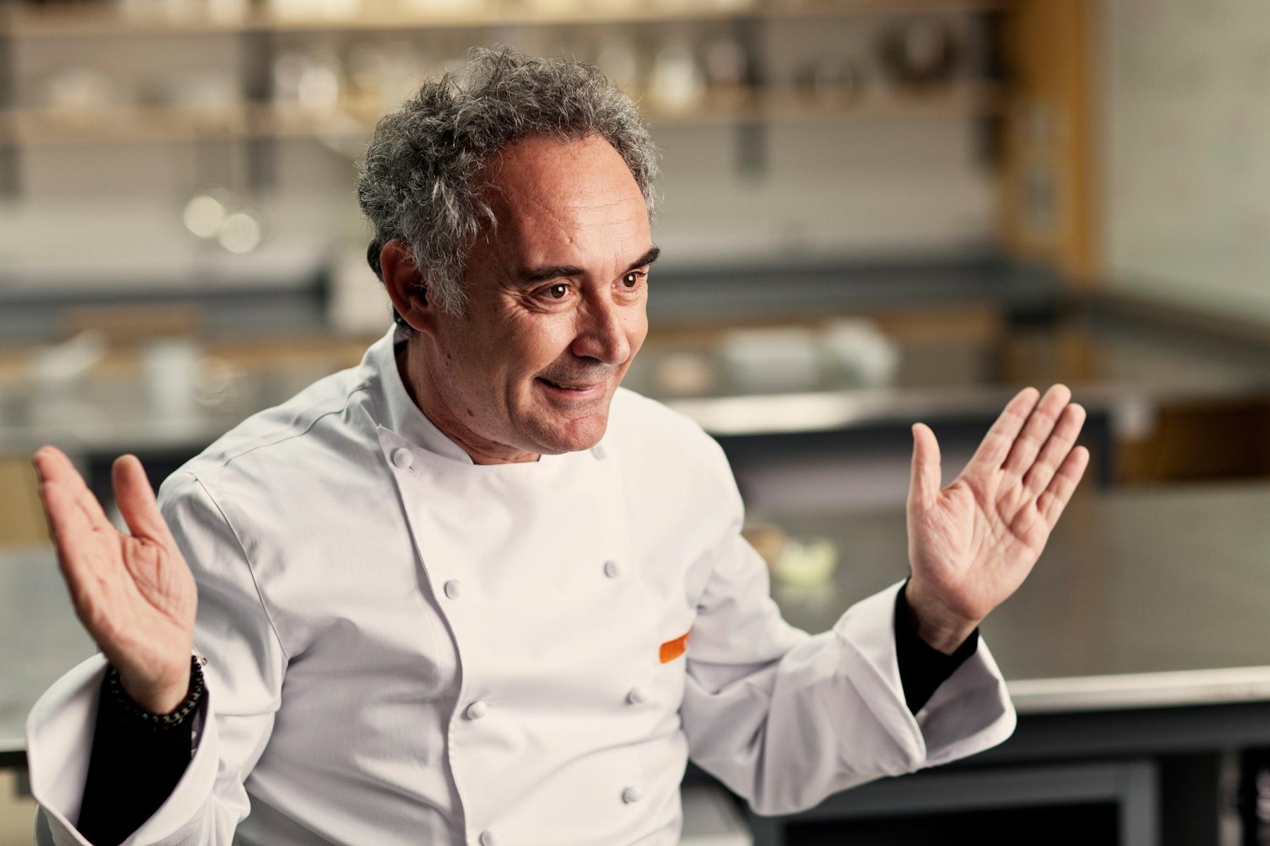 Godere, piacere, lavoro. Ferran Adrià si racconta - Slow Food - Buono, Pulito e Giusto.