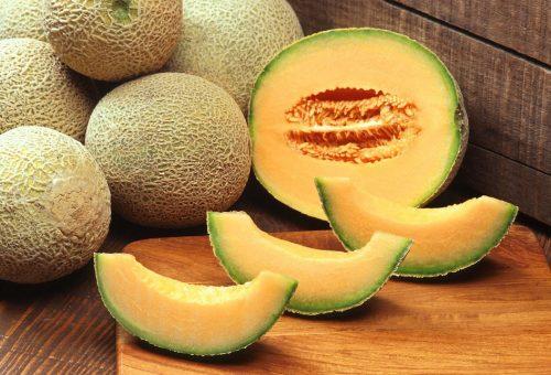 Dall'antipasto al dessert, il melone non ha paragone!