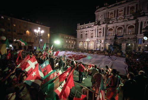 Grazie Torino!