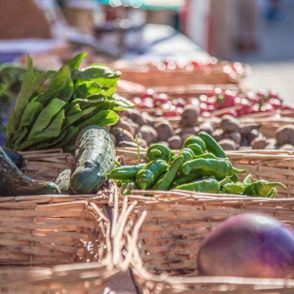 Le parole del cibo: mercati contadini