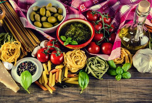 La dieta mediterranea ti allunga la vita