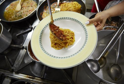 La grande cucina delle osterie d'Italia: Zenobi