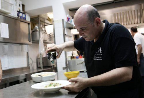 Filippo Cogliandro, lo chef che si è ribellato al pizzo