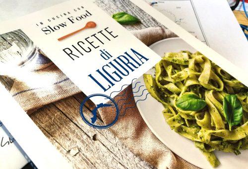 Ricette di Liguria: il nuovo libro di Slow Food Editore
