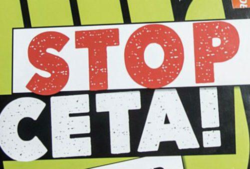 Una valanga di Tweet per dire No al Ceta