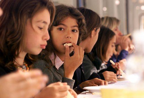 A mensa con Slow Food: Reggio Calabria fa scuola