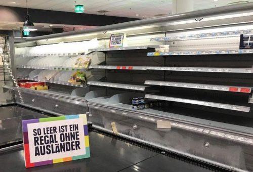 Quando i prodotti stranieri spariscono dagli scaffali del supermercato, che cosa rimane?