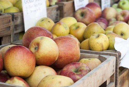 Molte delle mele che trovate oggi sui banchi del mercato sono del 2016